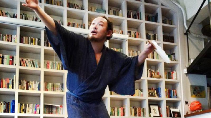 思劇場十月二十八日要上檔的日式相聲〈即席落語〉。(取自思劇場官網)