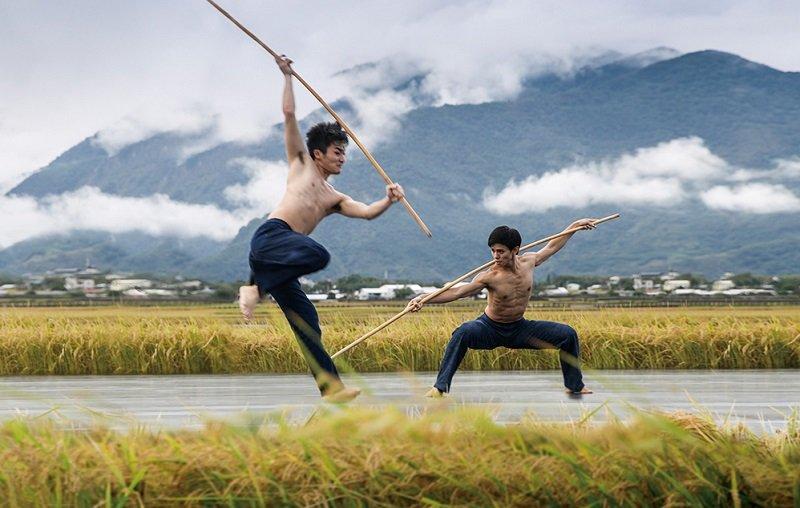稻禾在池上戶外演出。(取自雲門官網)