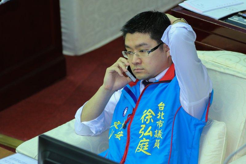 20151112-市議員.徐弘庭(陳明仁攝)