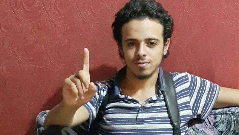 巴黎恐攻主嫌之一的比利時恐怖分子比拉爾(Bilal Hadfi)(取自Twitter)