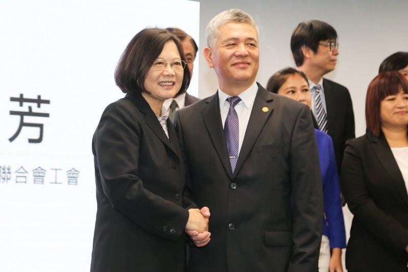 20151124-民進黨不分區參選人.18.施義芳(陳明仁攝)