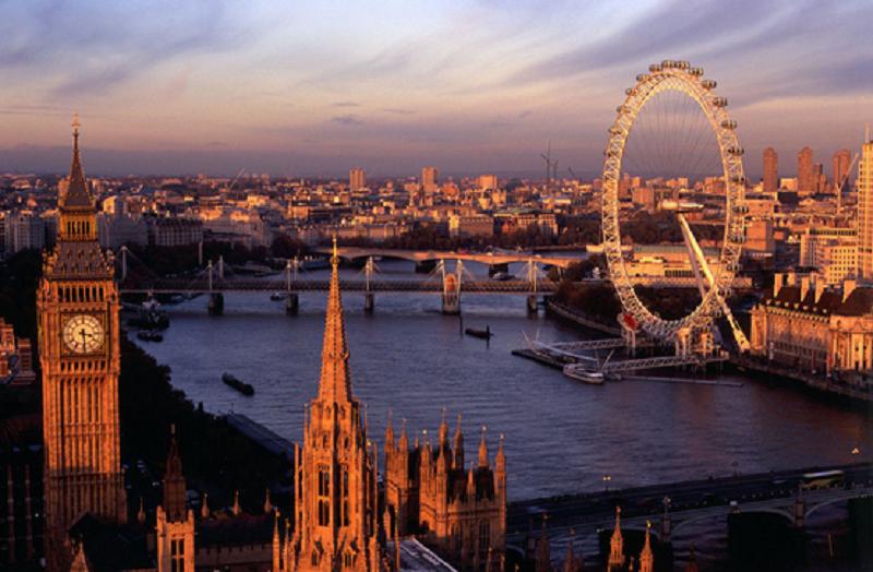 中國人在倫敦房地產投資三年成長五倍。(新華網)