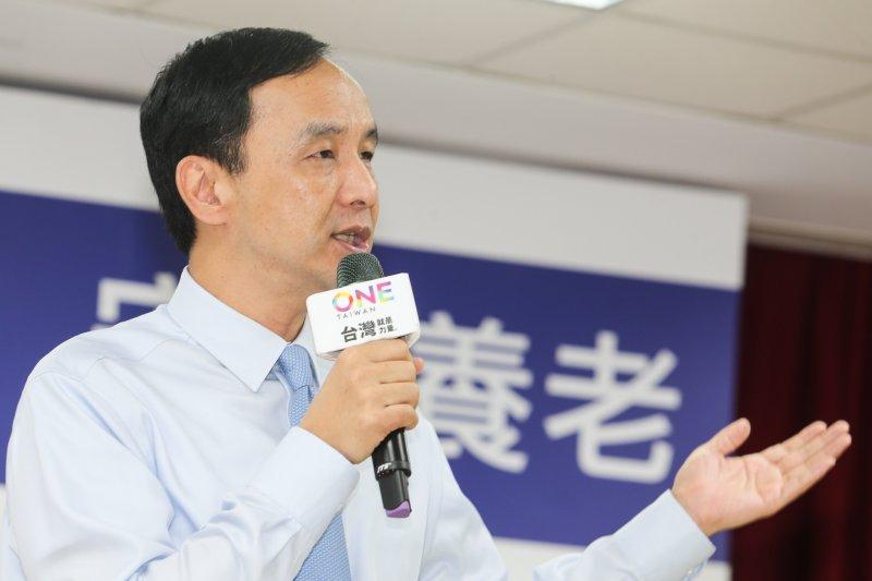 20151130-朱立倫「多元長照 安心養老」政策談話會(陳明仁攝)
