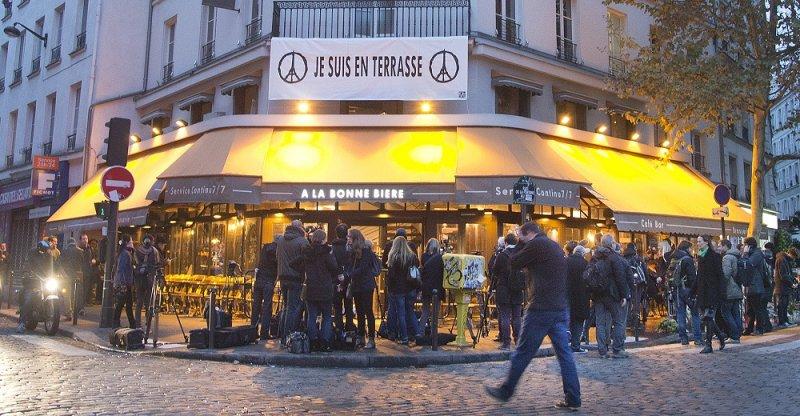 「美味啤酒」於4日在遭受恐怖攻擊後重新營業(美聯社)