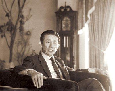 王永慶。(取自維基百科)