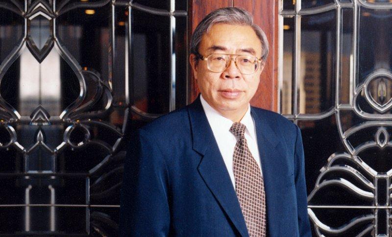台塑總裁王文淵。(取自華商名人堂)
