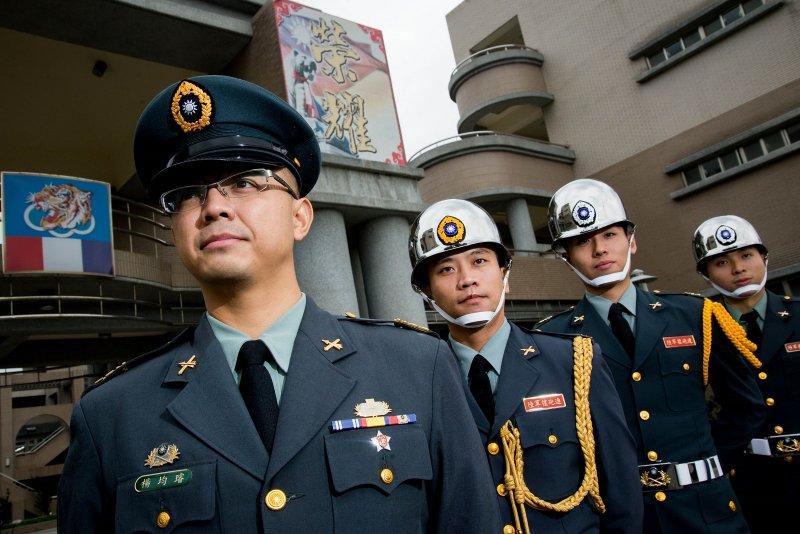 國家榮典任務的背後,代表的是榮譽心與責任感。(圖/林俊耀)