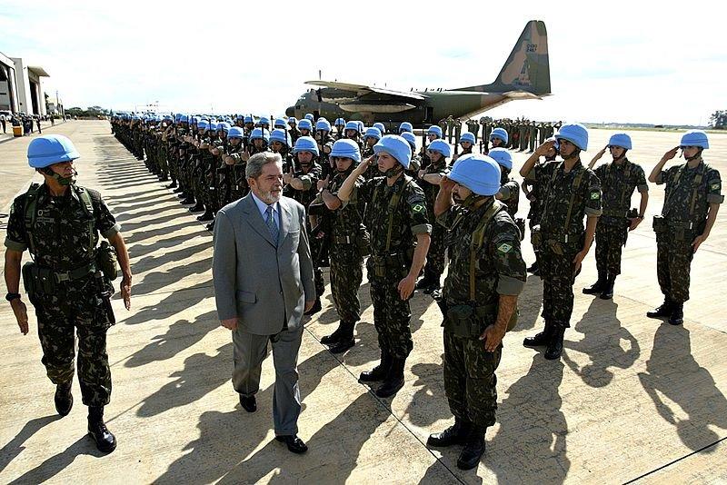 聯合國維和部隊(取自維基百科)