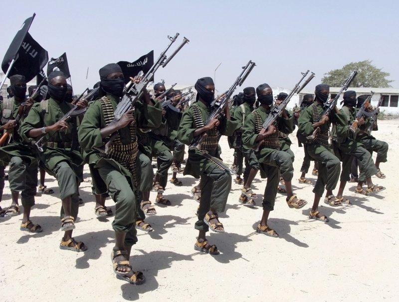 橫行非洲東部的青年軍。(美聯社)