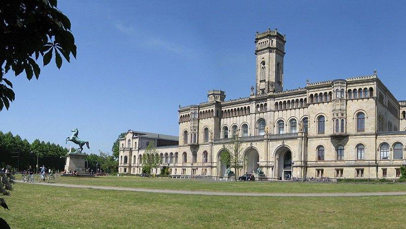 漢諾瓦萊布尼茲大學(Andree Stephan/維基百科)