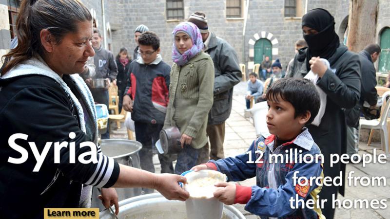 大馬士革的耶穌會救濟組織。