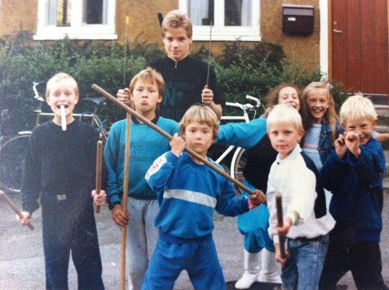 大衛漢森從小在丹麥長大。(圖/DHH@medium)