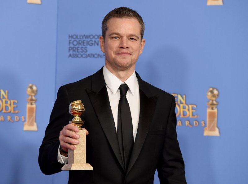 麥特戴蒙(Matt Damon)(美聯社)