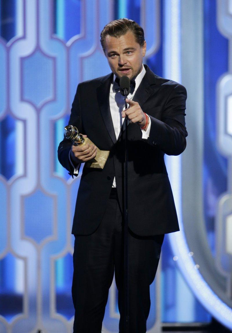 李奧納多狄卡皮歐(Leonardo DiCaprio)(美聯社)