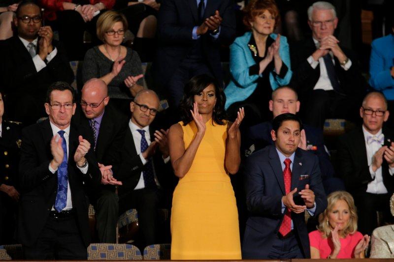 歐巴馬2016國情咨文。(美聯社)