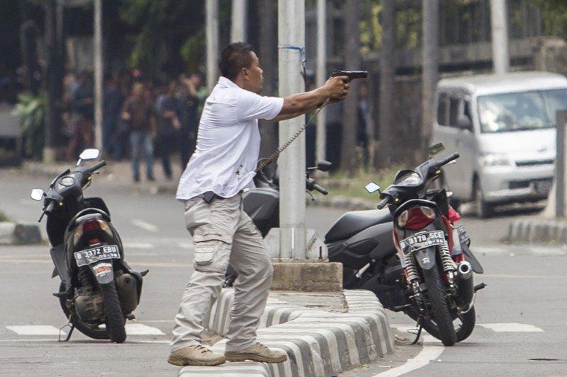印尼恐攻(美聯社)