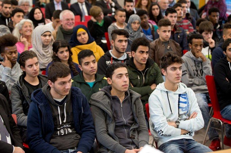 新移民學習德國基本法律(美聯社)
