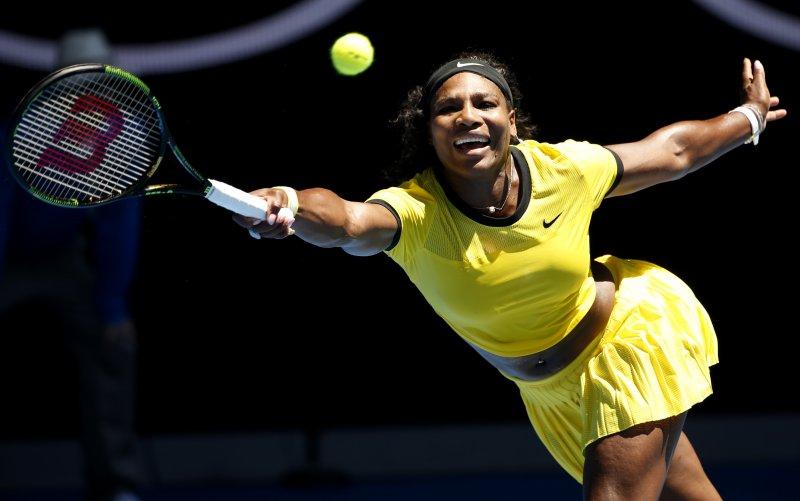 澳洲網球公開賽18日開打(圖中選手非涉案當事人)(美聯社)