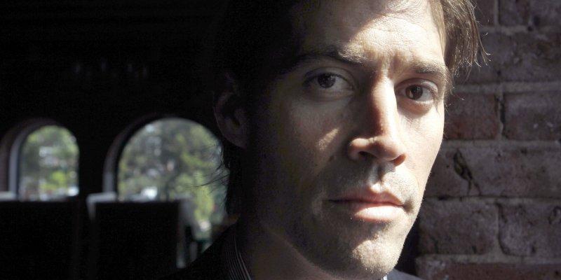 佛利(James Foley)(美聯社)