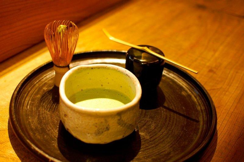 日本茶的苦味或澀味也是因為使用軟水比較容易呈現。(圖/轉載自MATCHA)