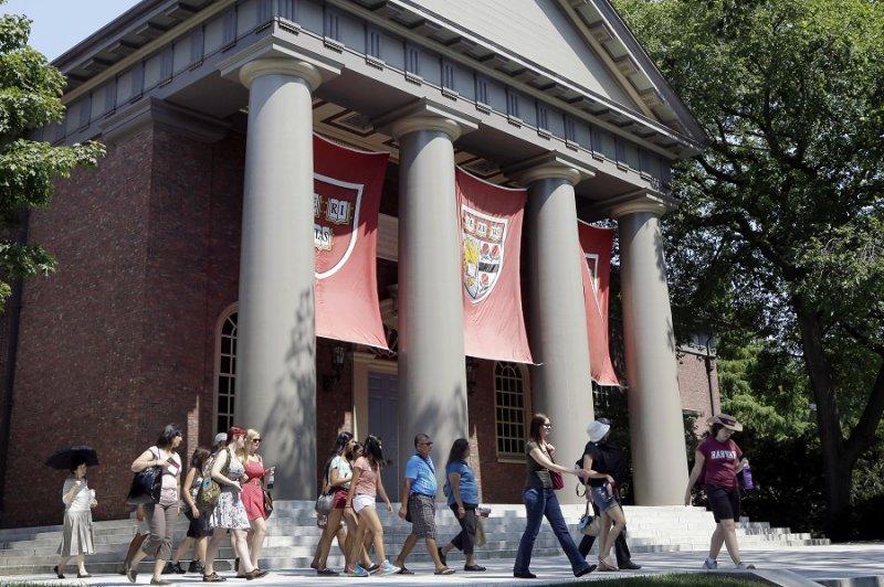 美國哈佛大學(美聯社)