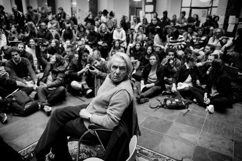 洪席耶在阿姆特丹大學。(來源:roger cremers)
