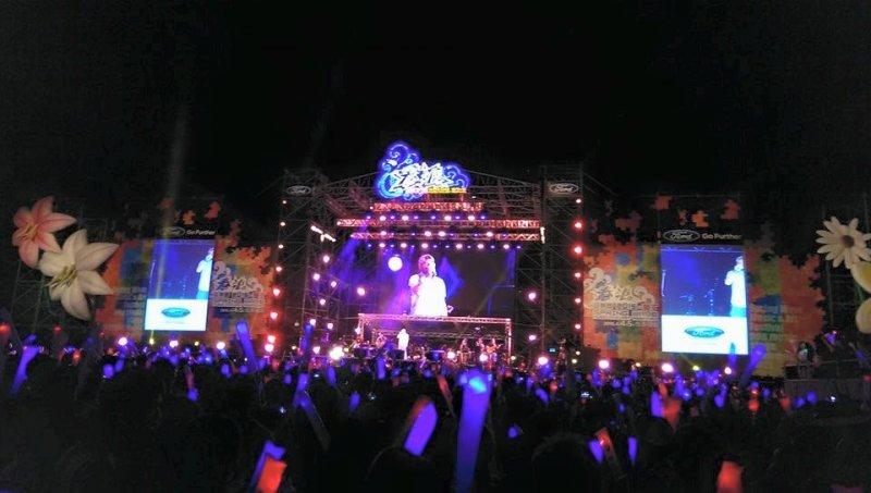 屏東墾丁最大音樂盛事之一的「春浪音樂節」,因為恆春五里亭機場不再開放,今年將改到台北大佳河濱公園舉辦。搖滾、演唱會。(取自春浪音樂節臉書)
