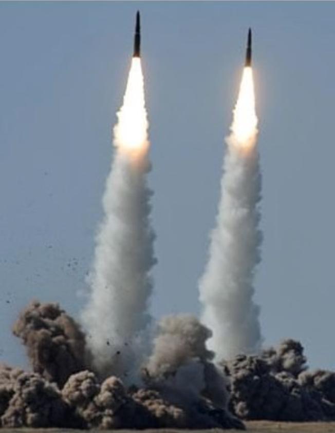 紅旗-9防空飛彈。
