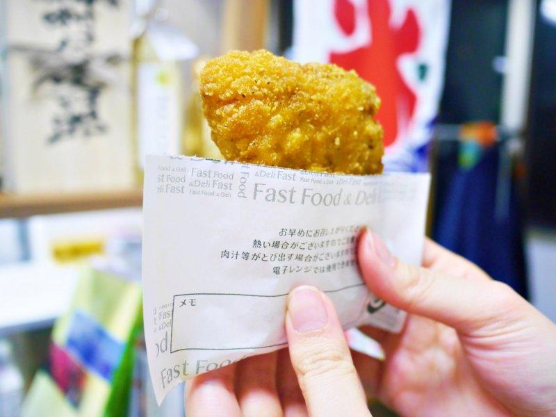 全家的無骨炸雞排是美味到連日本電視台都介紹過。(圖/MATCHA)