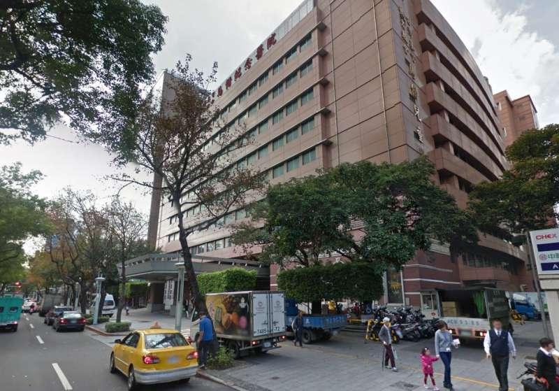 台北馬偕醫院。(取自Google Map)