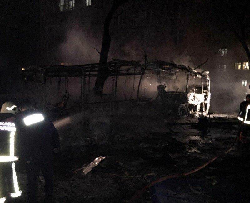 2016年2月安卡拉爆炸案。(美聯社)