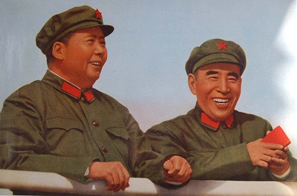 被視為軍事天才的林彪,屢獲毛澤東與蔣介石誇讚,曾紅極一時,但查良鏞當年就執筆預言,林彪最後不會有好下場。(取自網路)