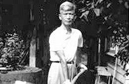 殷海光為台灣戒嚴時期的自由主義代表人物,也是被國民黨政權打壓的代表學者,曾任國立台灣大學哲學系教授,1969年病逝,其位於溫州街18巷16弄底的故居,現為台北市定古蹟。(取自殷海光基金會)