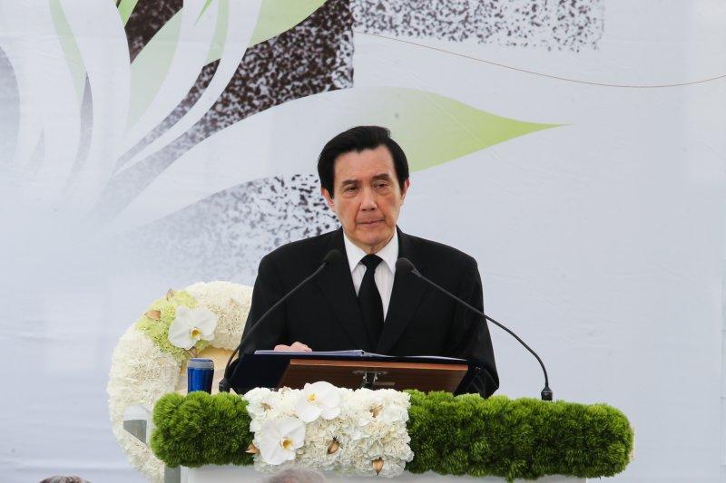 20160228-二二八事件69週年中樞紀念儀式.馬英九總統(陳明仁攝)