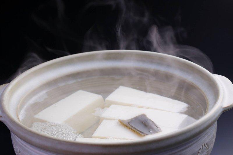 傳統京料理以外,鍋物也大受歡迎。