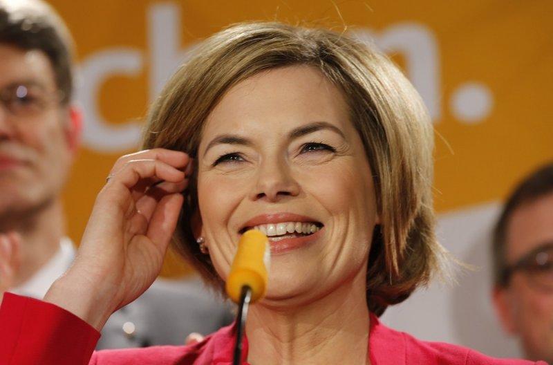 CDU參選人克勒納爾(美聯社)