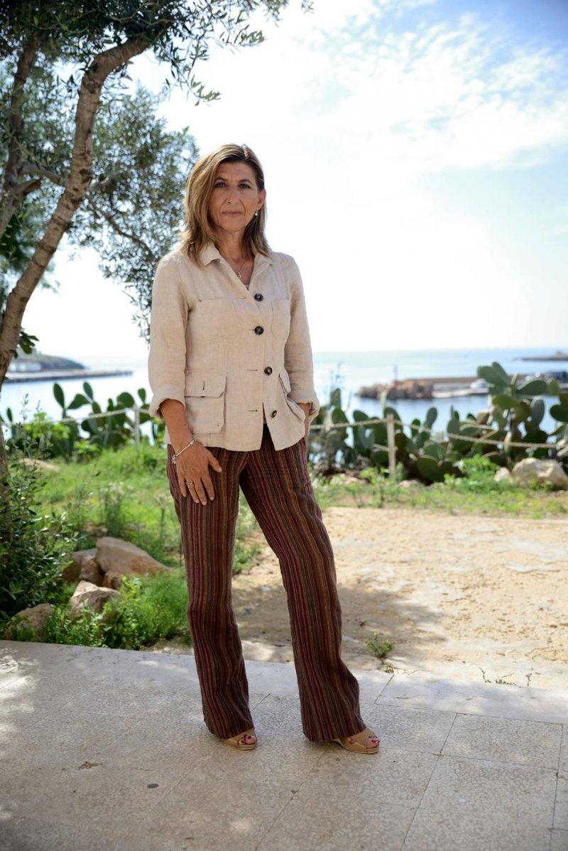 義大利蘭佩杜薩島的女市長妮可里尼。(取自推特)