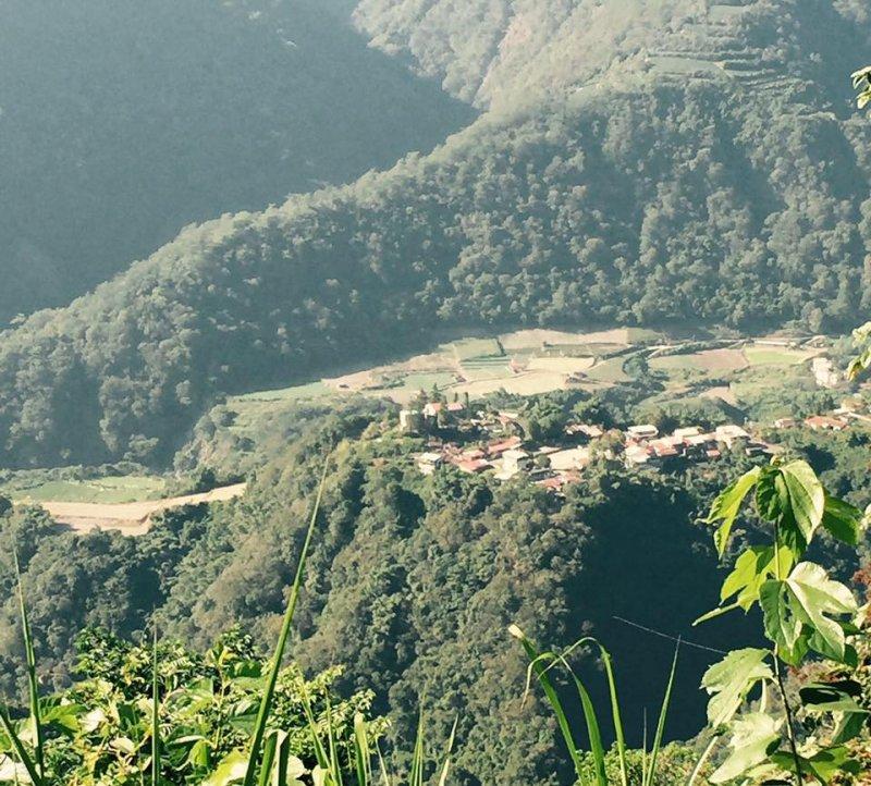 南投縣瑞岩部落,是銀珠香米的故鄉,也是泰雅族的發源地