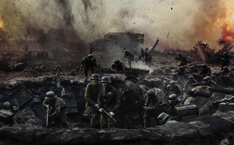 抗戰才結束,內戰幾乎就拉開序幕。(圖為太平輪電影劇照)