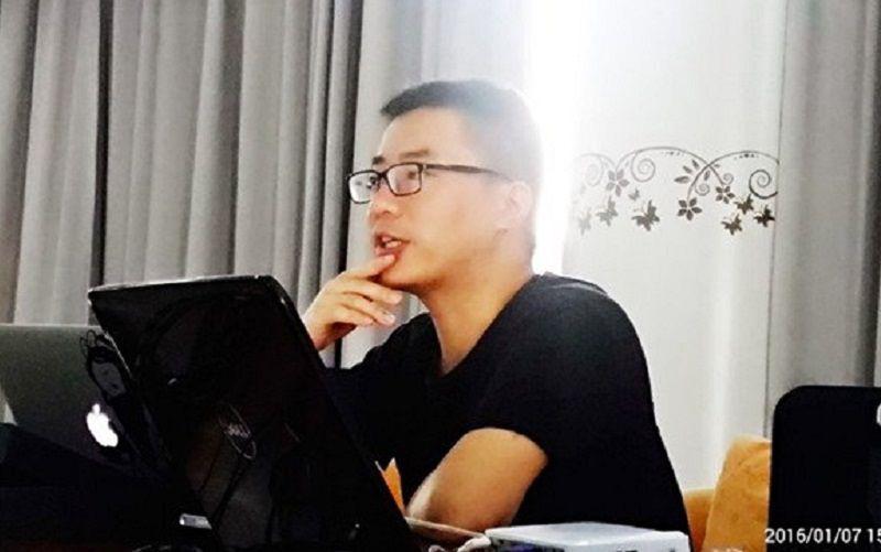 在北京失聯的專欄作家賈葭。(騰訊大家網)