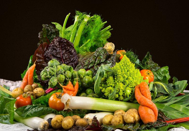 蔬菜(圖/Sheila Sund@flickr)