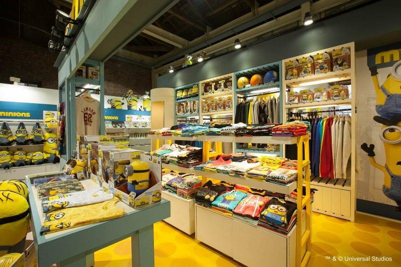 令大、小朋友失心瘋的商品區,有上百種商品可以挖寶。(圖/衣皓實業提供)