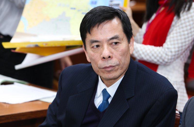 0160324-立法院.行政院原子能委員會主委周源卿(陳明仁攝)