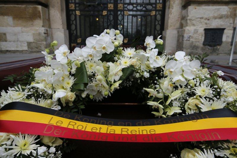 比利時發生恐怖攻擊案,舉國哀悼(美聯社)