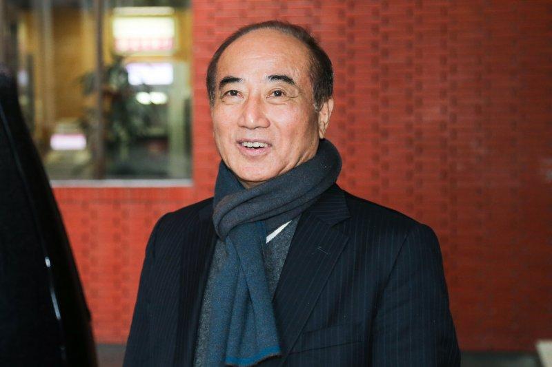 20160325-立法院.前立法院長王金平.(陳明仁攝)