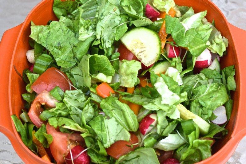 記得多吃蔬菜,幫助腸胃蠕動,減少腸道壞菌滋生,降低大腸瘜肉風險。