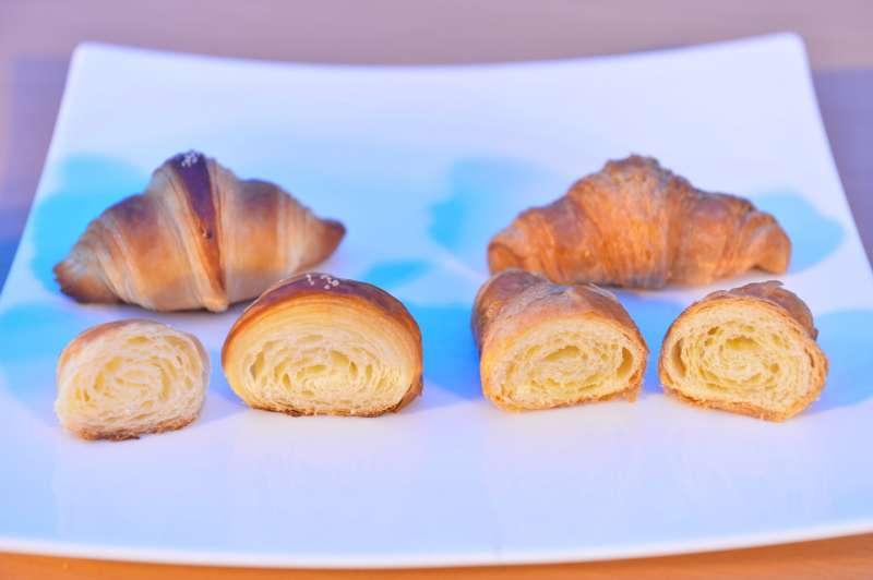 可頌麵包是法國的國民麵包,法國人一定是選擇天然奶油做的可頌麵包。(圖/安佳Anchor提供)