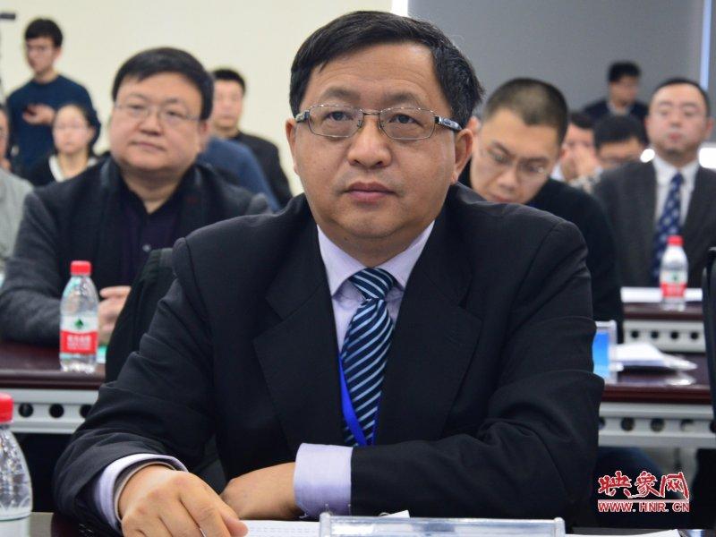 中國「網路防火牆之父」的全國人大代表、中國工程院院士方濱興(取自網路)