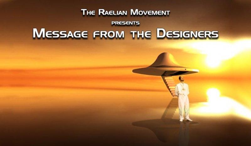 來自外星的訊息(取自Raelian Movement臉書)