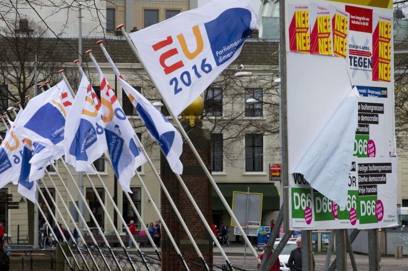 荷蘭是本屆歐盟輪值主席國(美聯社)